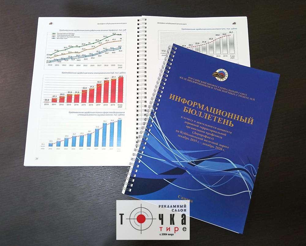 Печать бизнес-презентаций