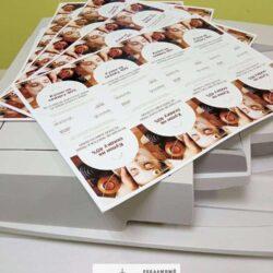 Печать листовок любых размеров и тиражей